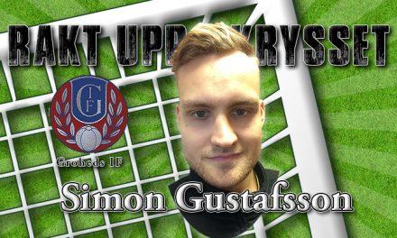 Nyförvärv in: Simon Gustafsson