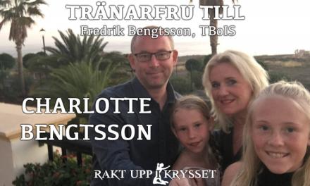 Tränarfru: Charlotte Bengtsson