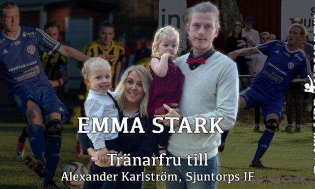 Tränarfru: Emma Stark