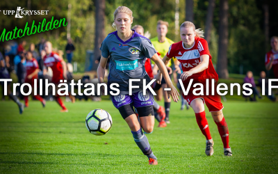Matchbilden: Trollhättans FK – Vallens IF 4-1