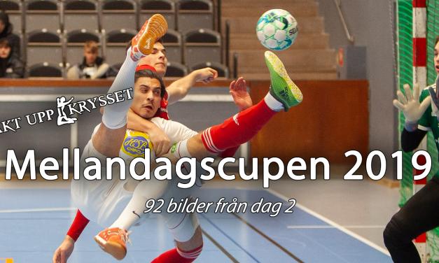 92 bilder – Mellandagscupen 2019 – dag 2