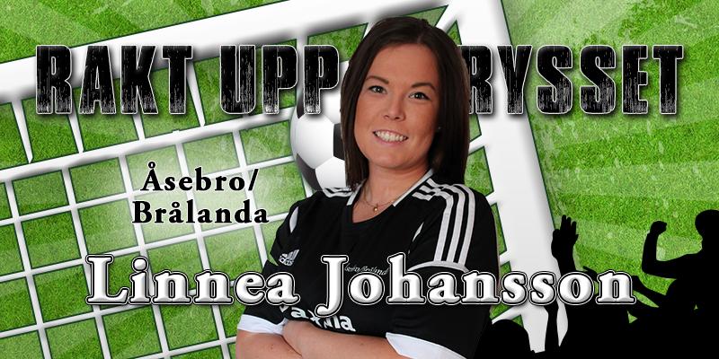 Nyförvärv in: Linnea Johansson