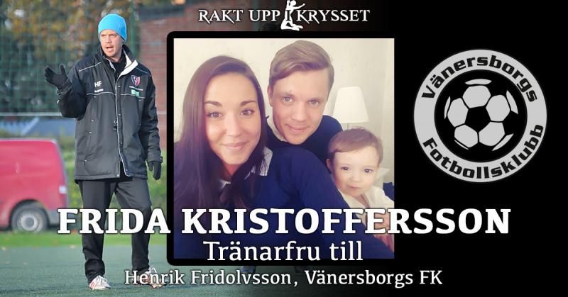 Tränarfru: Frida Kristoffersson