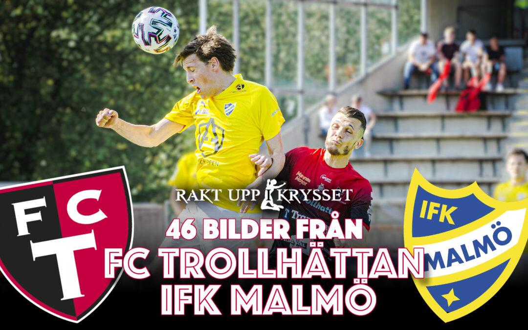 46 Bilder från FC Trollhättan – IFK Malmö