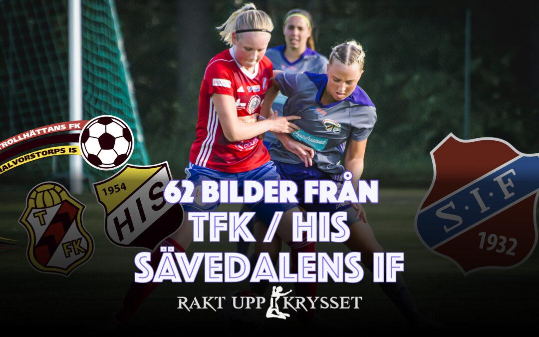 62 bilder: TFK/HIS kryssade mot Sävedalen