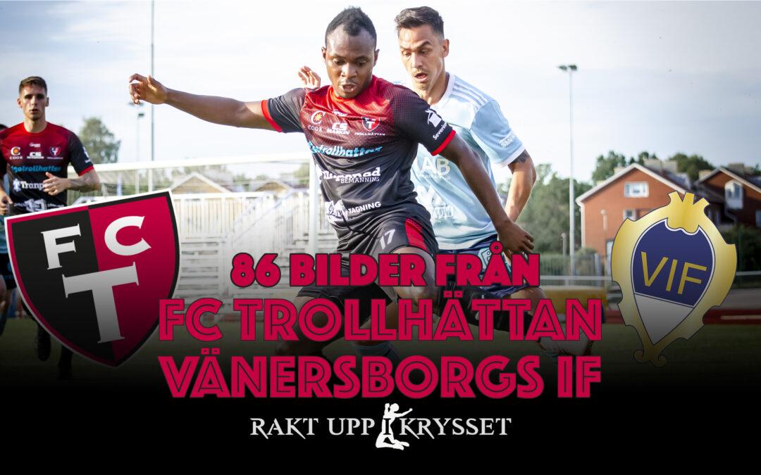 86 bilder: FC Trollhättan – Vänersborgs IF 4-3