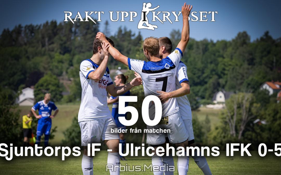 50 bilder från Sjuntorps IF – Ulricehamns IFK 0-5