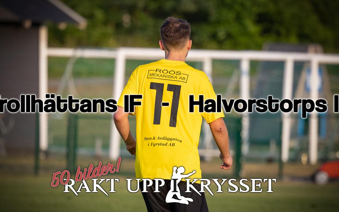 Derby! Trollhättans IF – Halvorstorps IS 1-1