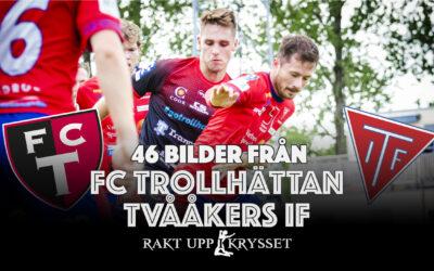 46 bilder: FC Trollhättan – Tvååkers IF