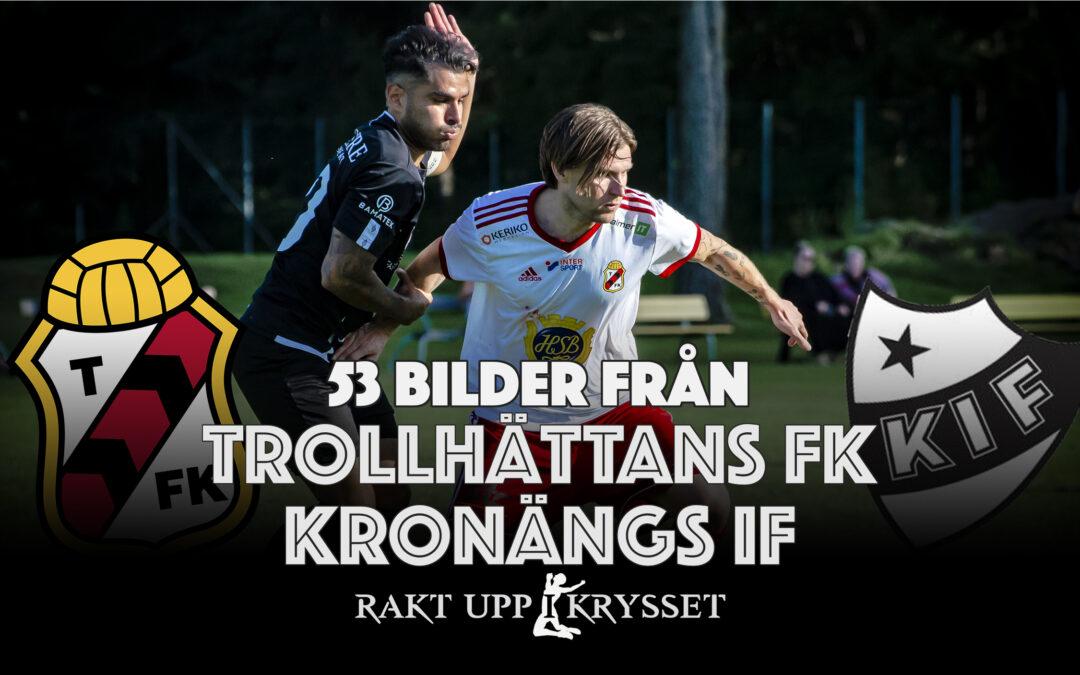 53 bilder: Trollhättans FK – Kronängs IF 3-0