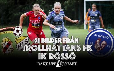 51 Bilder. Trollhättans FK – IK Rössö 2-1
