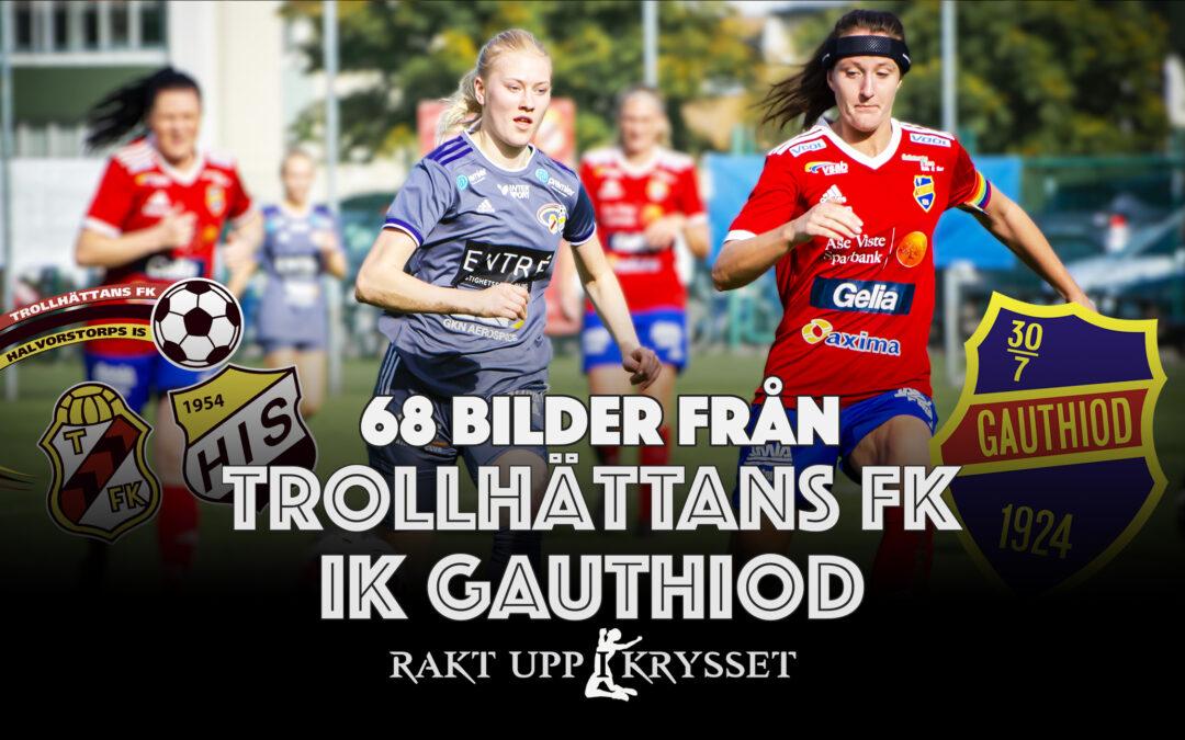 68 bilder: Trollhättans FK – IK Gauthiod