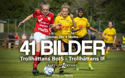 41 bilder: Derbyt TBoIS dam vs TIF dam