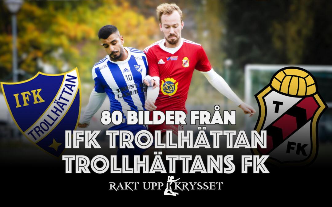 80 bilder: IFK Trollhättan – Trollhättans FK