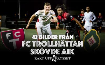 42 bilder från FC Trollhättan – Skövde AIK