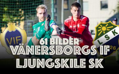 61 bilder: Vänersborgs IF – Ljungskile SK